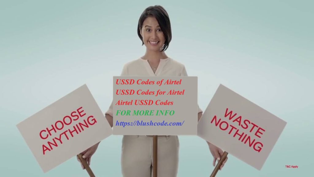USSD Codes of Airtel