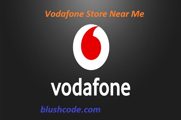 vodafone store near me
