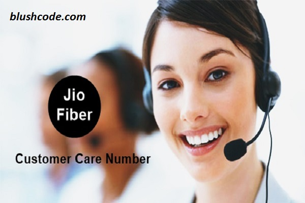 jio giga fiber customer care number
