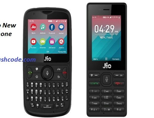 jio new phone