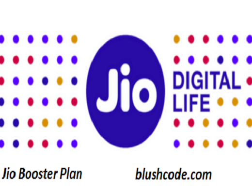 jio booster plan 101