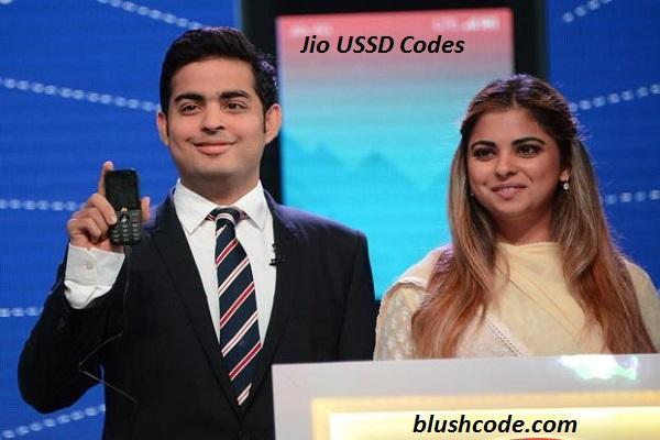 jio ussd codes